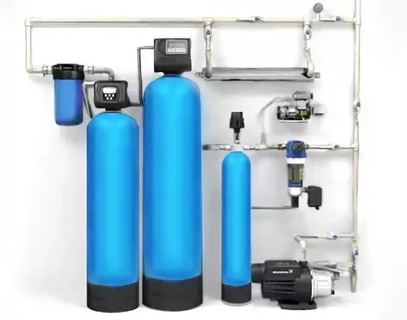 Очистка воды из скважины екатеринбург